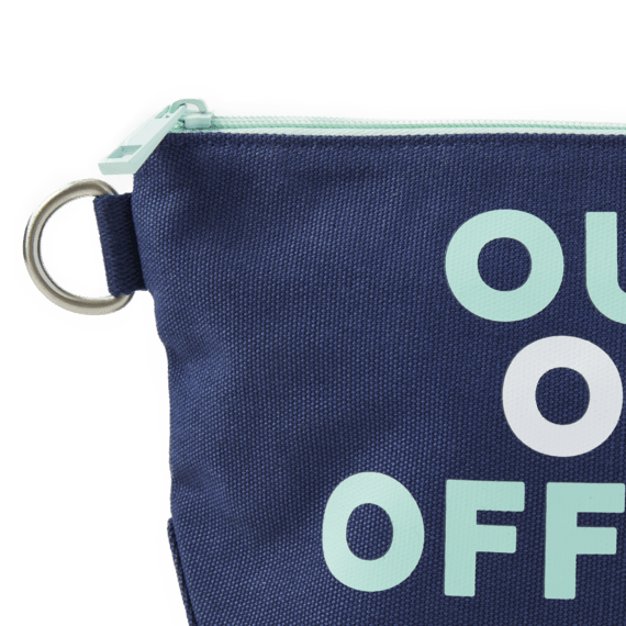 Out of Office Wayfarer Pouch