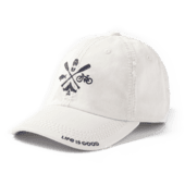 Outdoors Oars Sunwashed Chill Cap