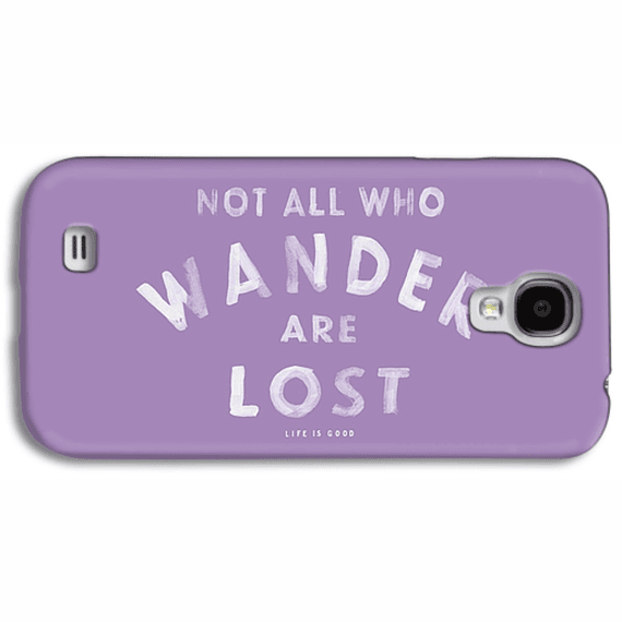 Wander Lost  Phone Case