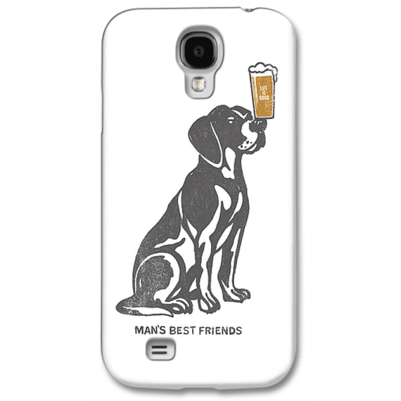 Mans Best Friend Phone Case