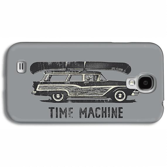 Time Machine Wagon  Phone Case
