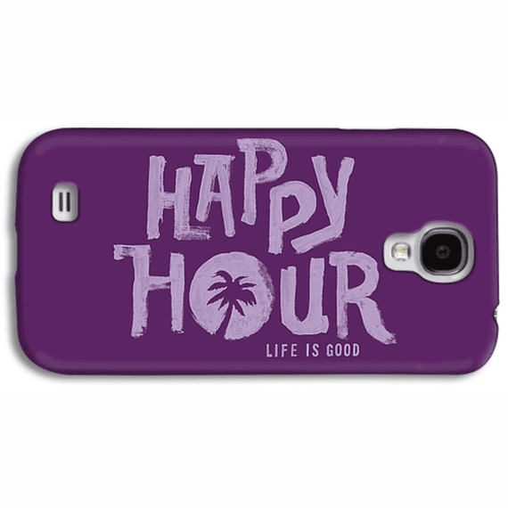 Happy Hour Palm  Phone Case