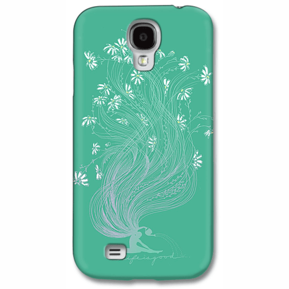 Garden Post Phone Case