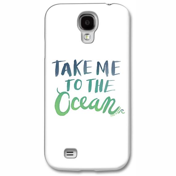 Take Me Ocean  Phone Case