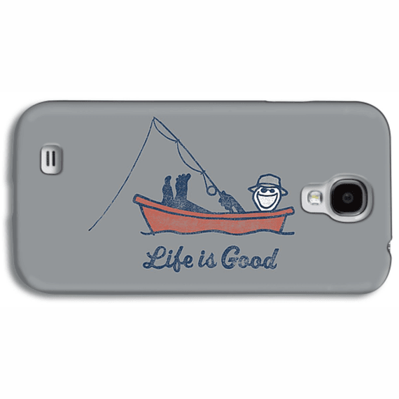 Kick Back Fish Phone Case