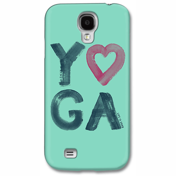Yoga Heart Phone Case