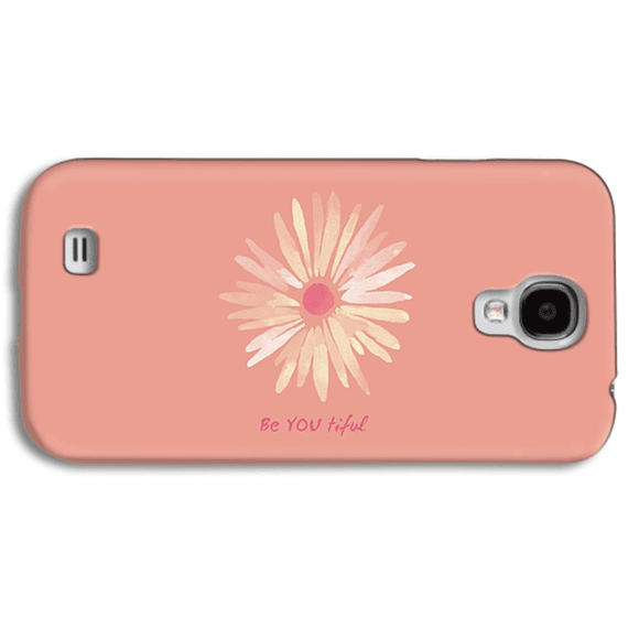 Be You Tiful Flower  Phone Case