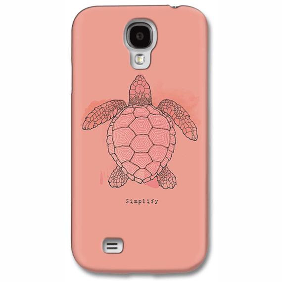 Simplify Turtle  Phone Case