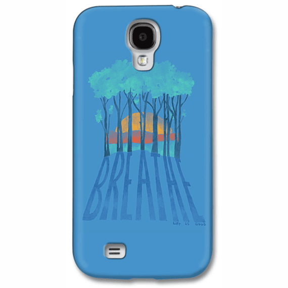 Breathe Trees Phone Case
