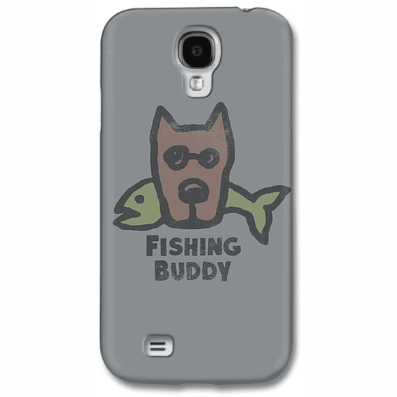 Fishing Buddy Rocket Phone Case