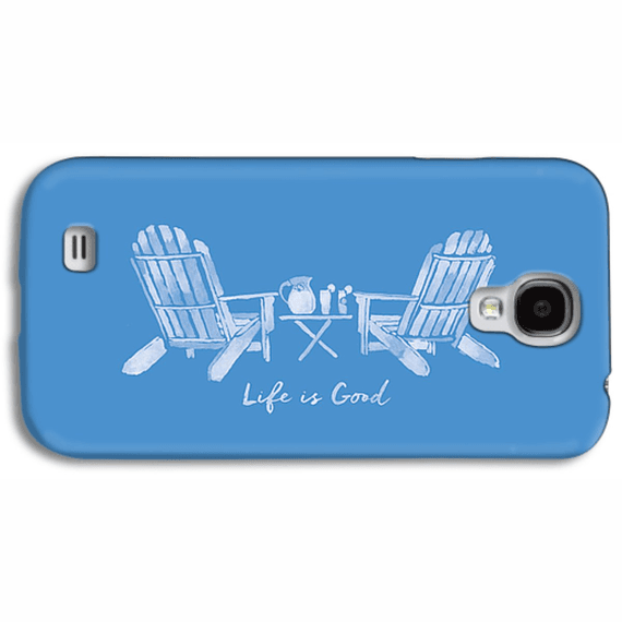 Adirondack Chairs Phone Case