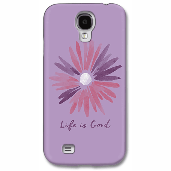 Daisy Life Is Good Phone Case