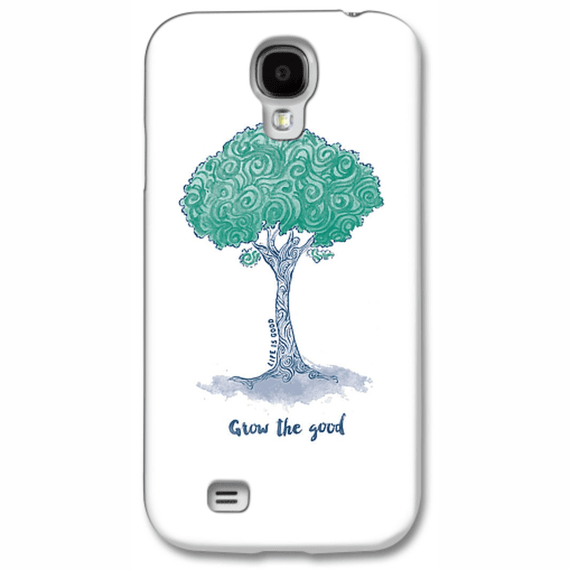 Grow Tree Swirl Phone Case
