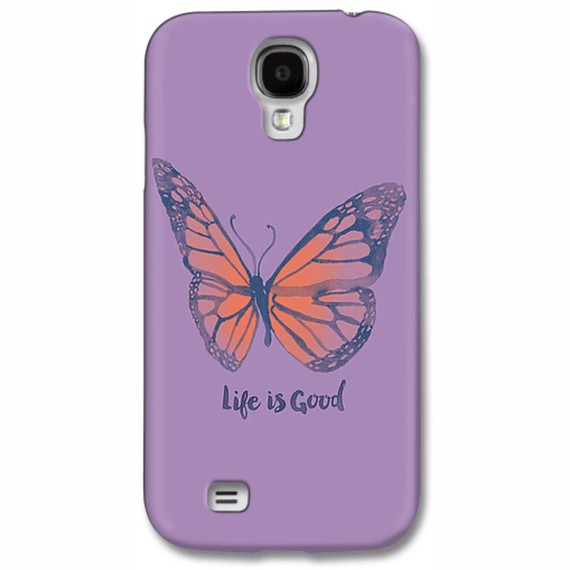 Butterfly Painted Phone Case