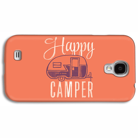 Happy Camper Watercolor Phone Case