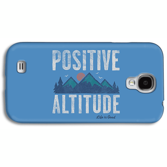 Positve Altitude Mountain Phone Case