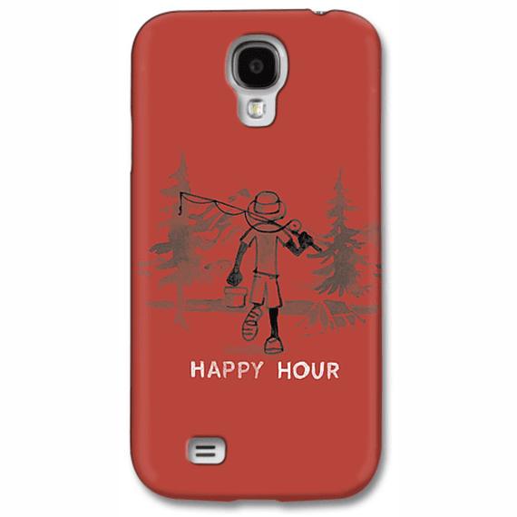 Happy Hour Fish Phone Case