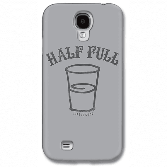 Half Full Arc Phone Case