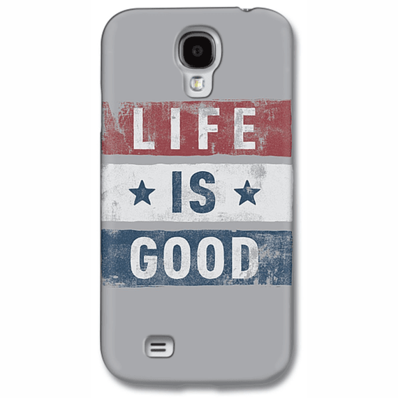 Stars Stripes Life Is Good Phone Case