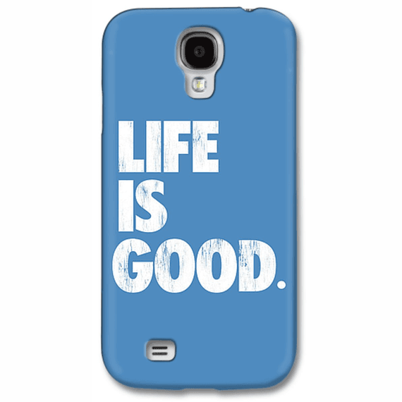 Life Is Good Block Phone Case