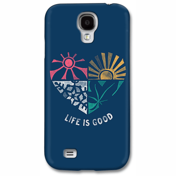 Seasons Heart Phone Case