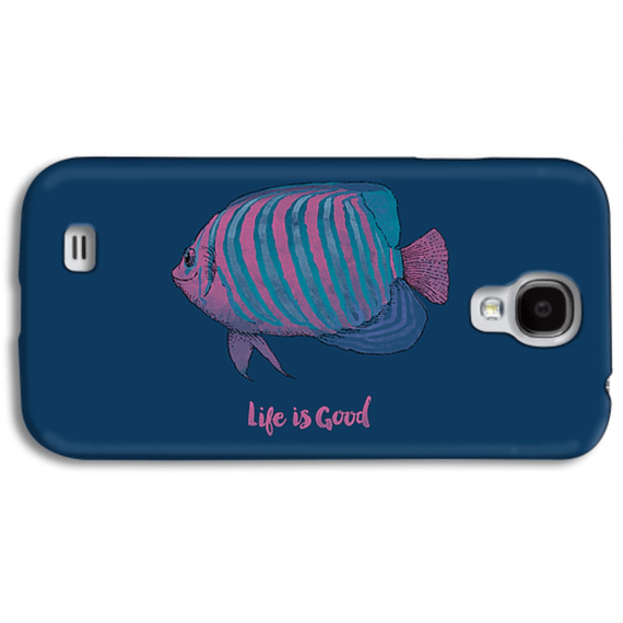 Tropical Fish Life Is Goodife Is Good Phone Case