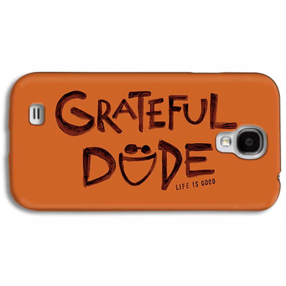 Grateful Dude Painted Phone Case