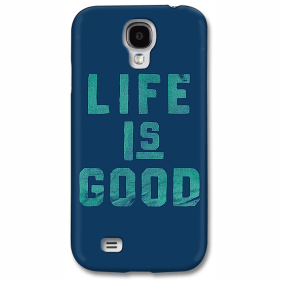 Life Is Good Stack Phone Case