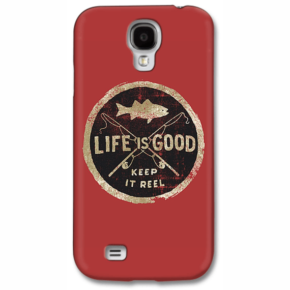 Keep It Reel Stamp Phone Case