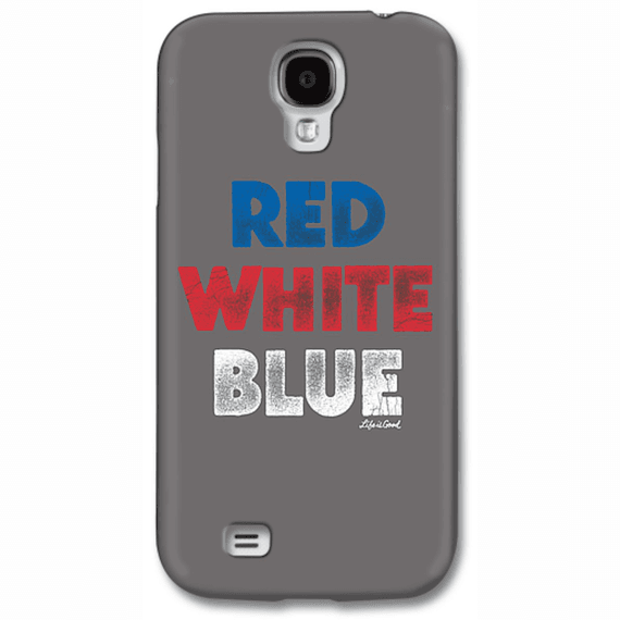 Red White Blue Phone Case