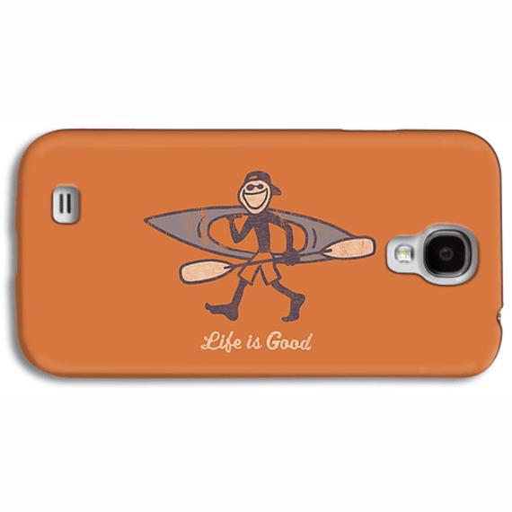 Kayak Life Is Good Phone Case