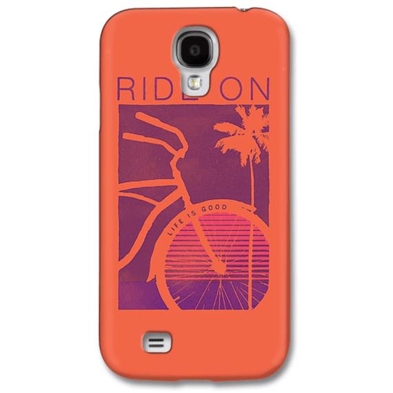 Ride On Bike Phone Case