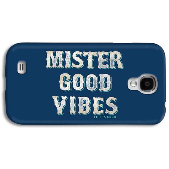 Mister Good Vibes Phone Case