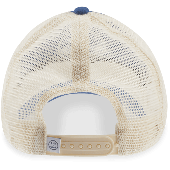 Palm Coin LIG Patch Soft Mesh Back Cap