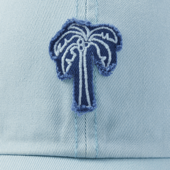 Palm Tattered Chill Cap