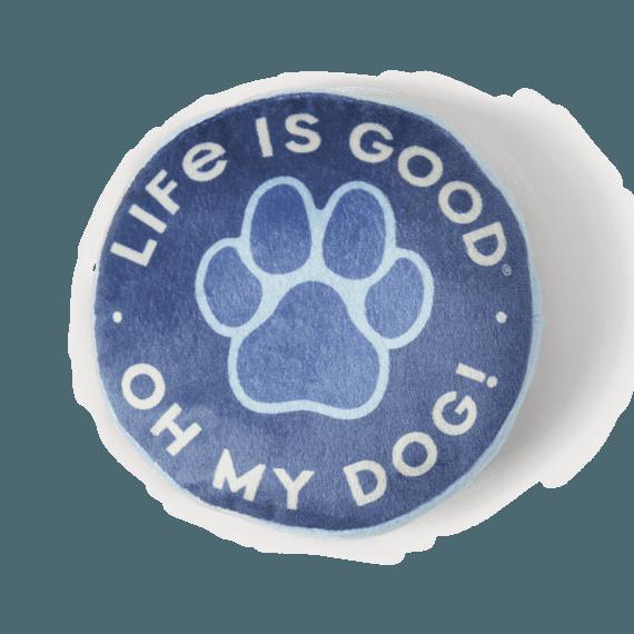 Paw Oh My Dog Squeak Toy