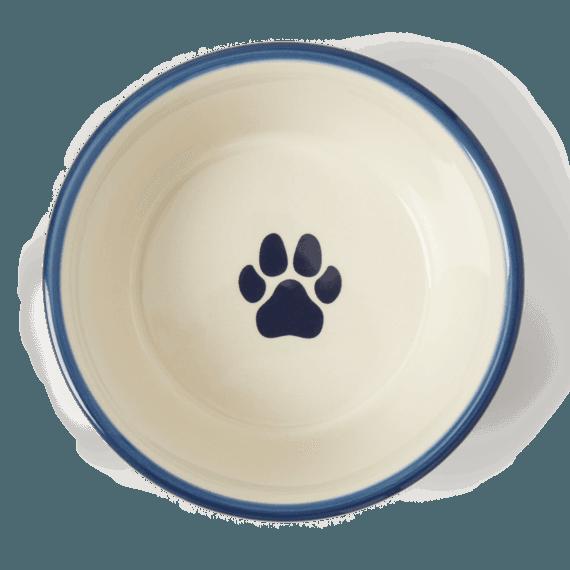 Paw Wag On Small Dog Bowl
