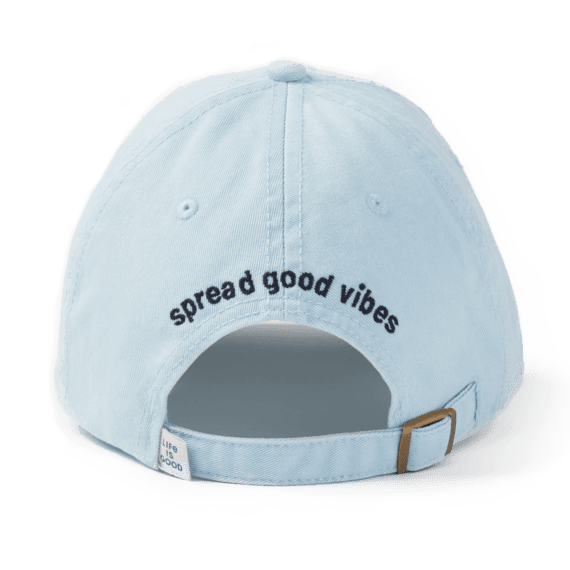 Peace Vibes Chill Cap