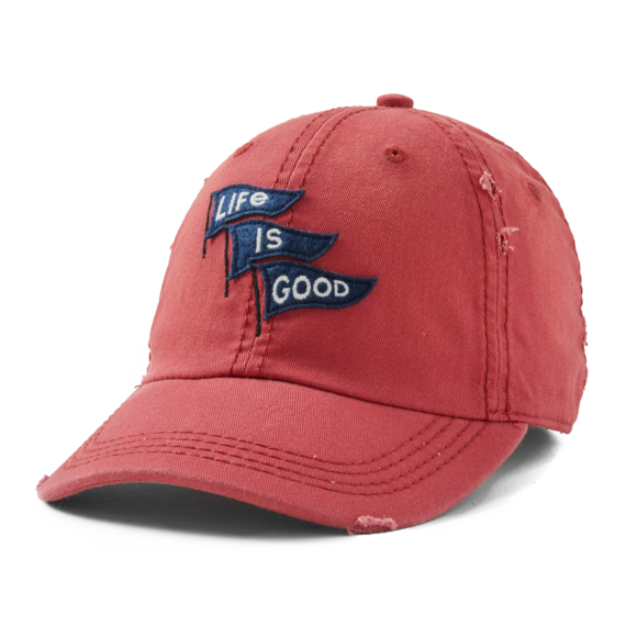 Pennants Sunwashed Chill Cap