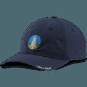 Pine Tree Color Patch Get Out Cap