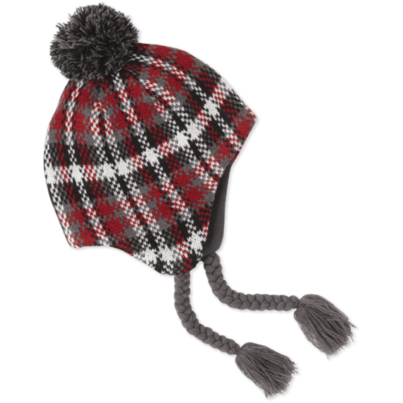 Images. Plaid Trapper Winter Hat ac2bf278876