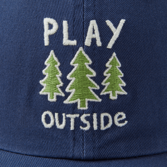 Play Outside Kids Chill Cap