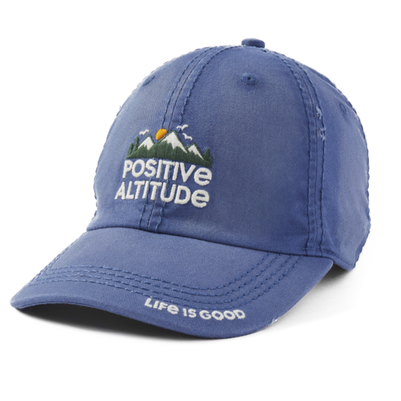 Positive Altitude Sunwashed Chill Cap