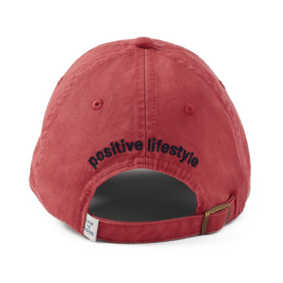 Positive Lifestyle Peace Sign Chill Cap