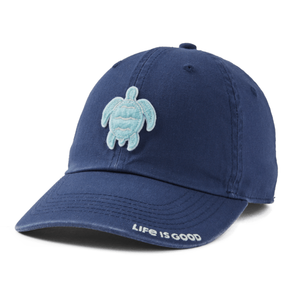 Positive Lifestyle Turtle Sunwashed Chill Cap