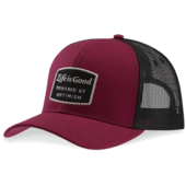 Power Patch Hard Mesh Back Cap
