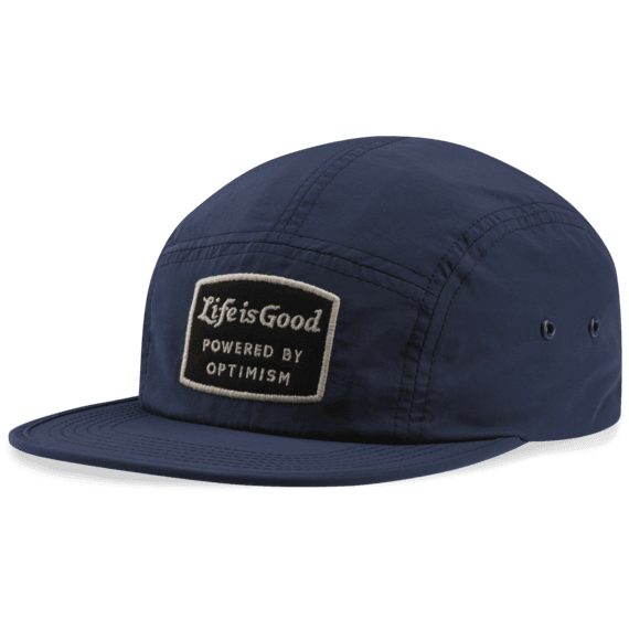 Power Patch Low Five Cap