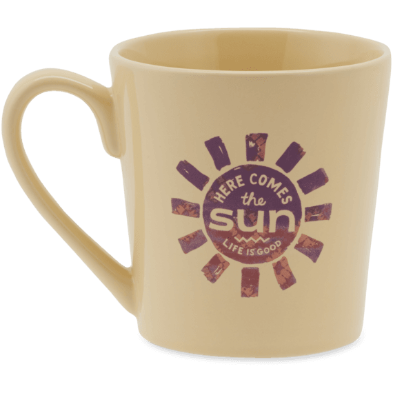 Print Pattern Sun Everyday Mug