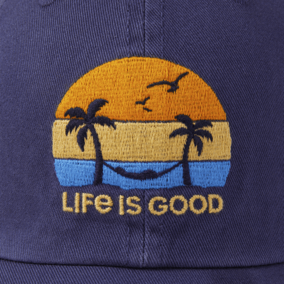Retro Hammock Chill Cap