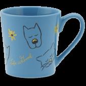 Rocket Cat Toss Everyday Mug
